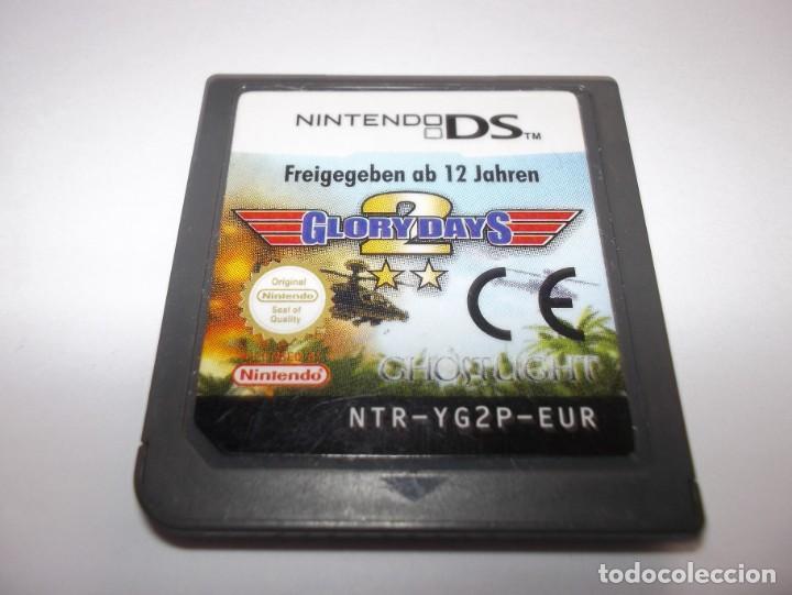 GLORY DAYS 2 - NINTENDO DS - PAL 5 IDIOMAS CASTELLANO INCLUIDO (Juguetes - Videojuegos y Consolas - Nintendo - DS)
