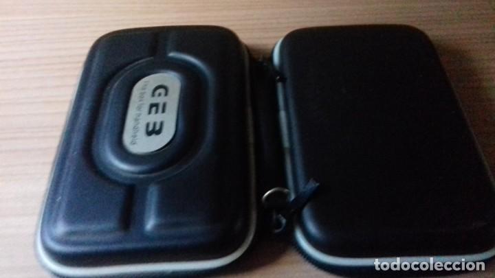 Videojuegos y Consolas: Caja rigida para poder guardar una Nintendo Ds y juegos - Foto 7 - 171369854