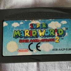 Videojuegos y Consolas: 8-JUEGO SUPER MARIO WORLD. Lote 171543700
