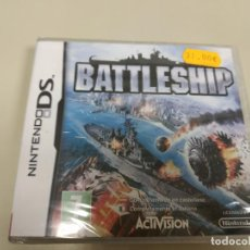Videogiochi e Consoli: JJ-BATTLESHIP NINTENDO DS ESPAÑA NUEVO PRECINTADO. Lote 172007494