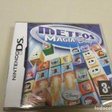 Videojuegos y Consolas: JJ-METEOS MAGIA NINTENDO DS ESPAÑA NUEVO PRECINTADO. Lote 172008373