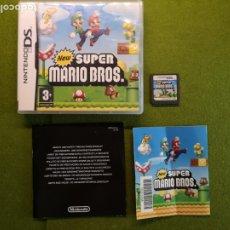 Videojuegos y Consolas: SUPER MARIO BROS DS NINTENDO. Lote 172229105