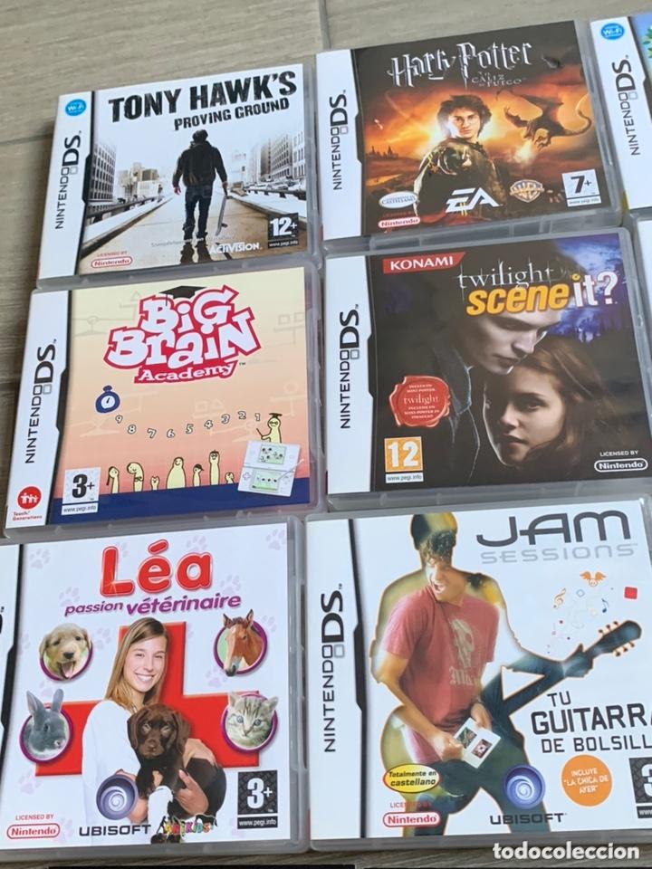 Videojuegos y Consolas: Lote Nintendo DS más 10 JUEGOS - Foto 4 - 172368364