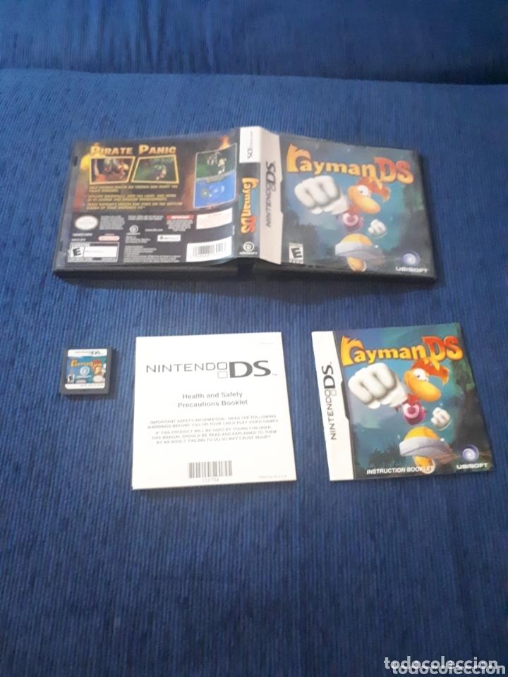 JUEGO RAYMAN DS (Juguetes - Videojuegos y Consolas - Nintendo - DS)