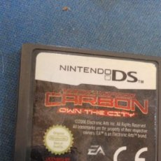 Videojuegos y Consolas: NEED FOR SPEED CARBON OWN THE CITY NINTENDO DS. Lote 172745752