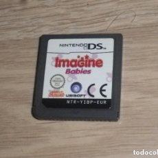 Videojuegos y Consolas: NINTENDO DS NDS JUEGO IMAGINE BABIES. Lote 174180020