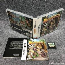 Videojuegos y Consolas: MADAGASCAR NINTENDO DS NDS. Lote 174294062