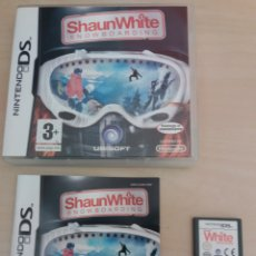 Videojuegos y Consolas: JUEGO SHAUN WHITE SNOWBOARDING NINTENDO DS. Lote 174552698