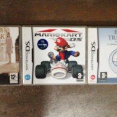 Videojuegos y Consolas: JUEGOS NDS. Lote 176000454