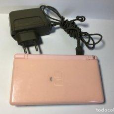 Videojuegos y Consolas: CONSOLA NINTENDO DS LITE ROSA. Lote 202504880