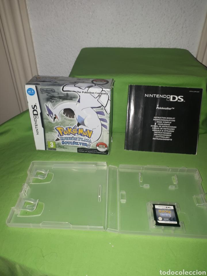 JUEGO PARA NINTENDO DS POKEMON EDICION PLATA SOULSILVER (Juguetes - Videojuegos y Consolas - Nintendo - DS)