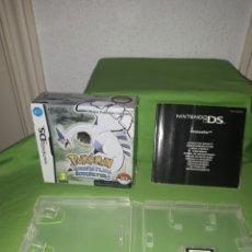 Videojuegos y Consolas: JUEGO PARA NINTENDO DS POKEMON EDICION PLATA SOULSILVER. Lote 177743685
