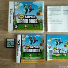 Videojuegos y Consolas: NINTENDO DS NDS JUEGO NEW SUPER MARIO BROS. Lote 177982544