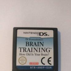 Videojuegos y Consolas: BRAIN TRAINING PARA NINTENDO DS . Lote 178258996