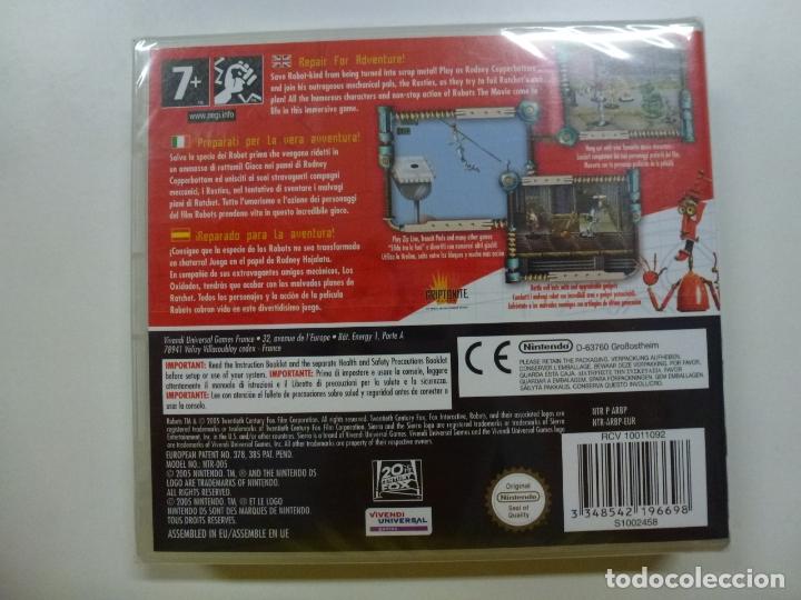 Videojuegos y Consolas: ROBOTS. NINTENDO DS. PRECINTADO. - Foto 2 - 178869140