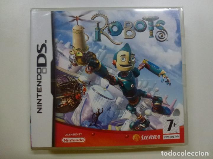 ROBOTS. NINTENDO DS. PRECINTADO. (Juguetes - Videojuegos y Consolas - Nintendo - DS)