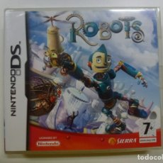 Videojuegos y Consolas: ROBOTS. NINTENDO DS. PRECINTADO. . Lote 178869140