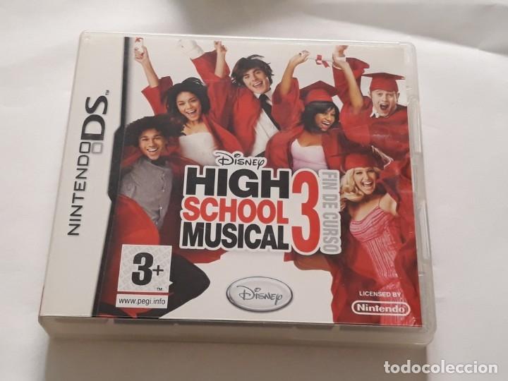 HIGH SCHOOL MUSICAL 3 ( NINTENDO DS - 3DS) CJ 3 (Juguetes - Videojuegos y Consolas - Nintendo - DS)