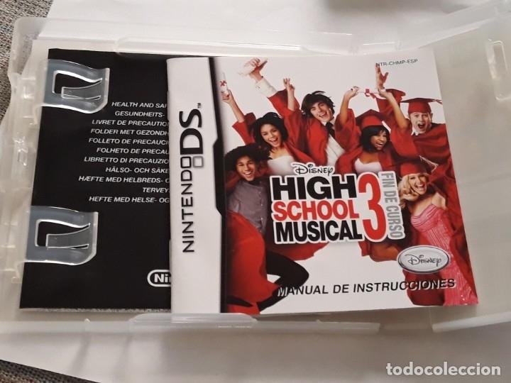 Videojuegos y Consolas: High School Musical 3 ( NINTENDO DS - 3DS) CJ 3 - Foto 2 - 178870630