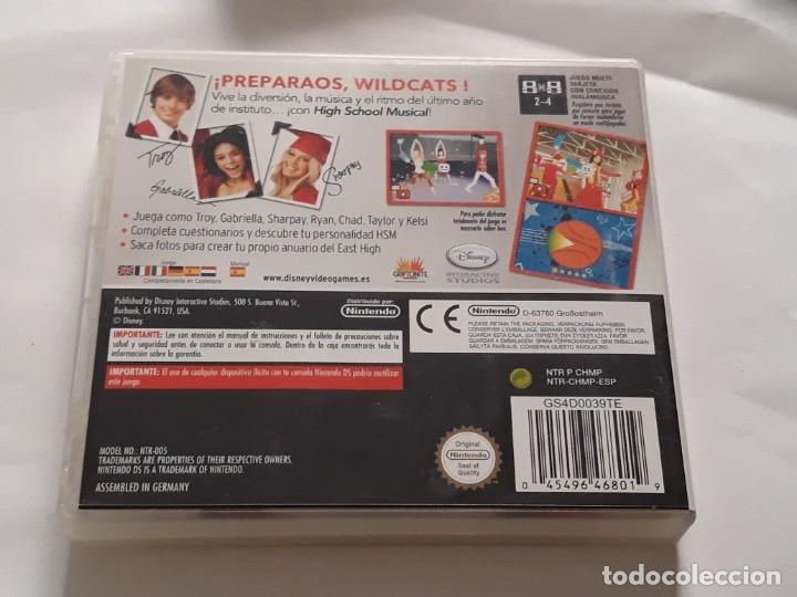 Videojuegos y Consolas: High School Musical 3 ( NINTENDO DS - 3DS) CJ 3 - Foto 3 - 178870630