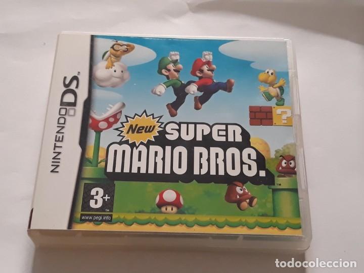 JUEGO PARA NINTENDO DS SUPER MARIO BROS (Juguetes - Videojuegos y Consolas - Nintendo - DS)