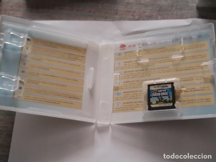 Videojuegos y Consolas: juego para nintendo ds super mario bros - Foto 2 - 178870966
