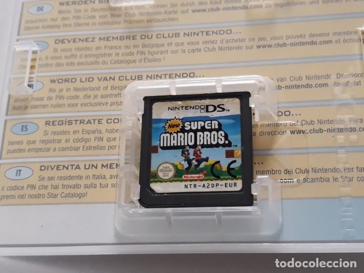 Videojuegos y Consolas: juego para nintendo ds super mario bros - Foto 3 - 178870966