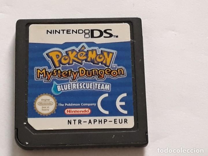 JUEGO PARA NINTENDO DS POKEMON MYSTERYDUNGEON (Juguetes - Videojuegos y Consolas - Nintendo - DS)