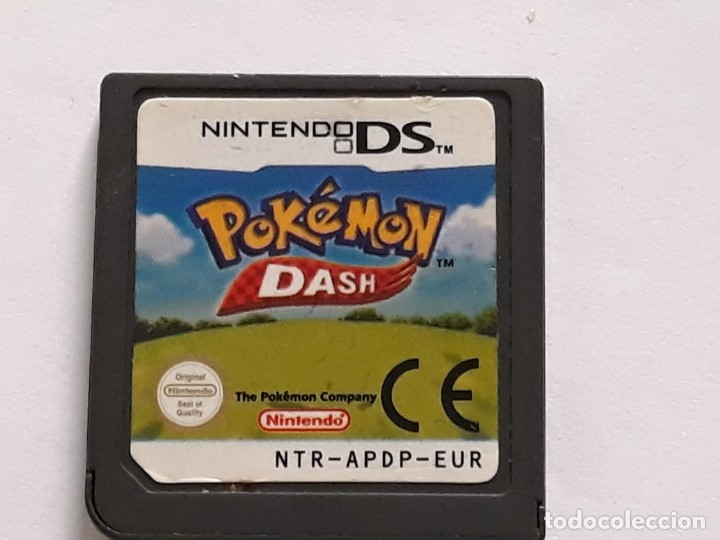JUEGO PARA NINTENDO DS POKEMON DASH (Juguetes - Videojuegos y Consolas - Nintendo - DS)