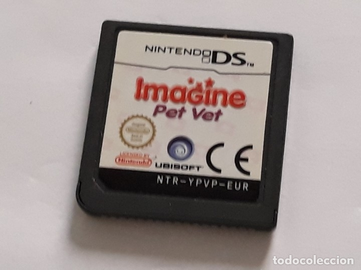 JUEGO PARA LA NINTENDO DS VIDEOCONSOLA - IMAGINE (Juguetes - Videojuegos y Consolas - Nintendo - DS)