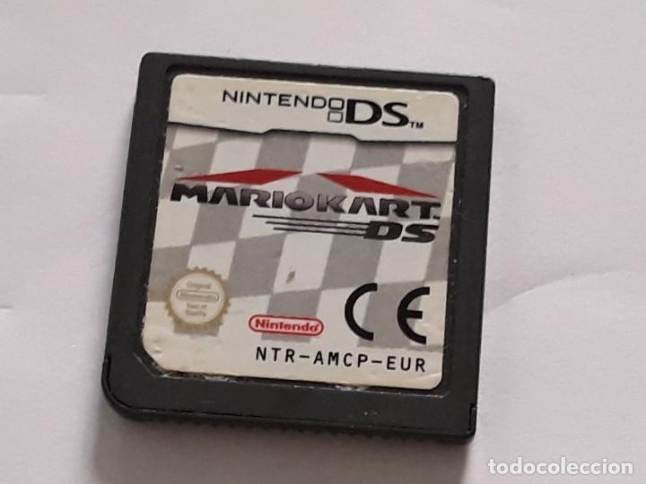 JUEGO NINTENDO DS MARIOKART MARIO KART (Juguetes - Videojuegos y Consolas - Nintendo - DS)
