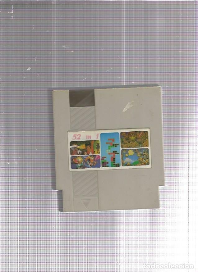 52 IN 1 (Juguetes - Videojuegos y Consolas - Nintendo - DS)