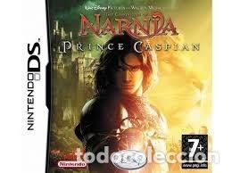 LOTE OFERTA JUEGO NINTENDO DS - LAS CRONICAS DE NARNIA - EL PRINCIPE CASPIAN - SIN MANUAL (Juguetes - Videojuegos y Consolas - Nintendo - DS)
