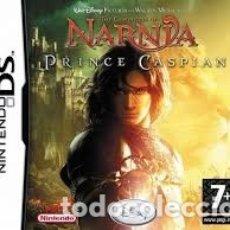 Videojuegos y Consolas: LOTE OFERTA JUEGO NINTENDO DS - LAS CRONICAS DE NARNIA - EL PRINCIPE CASPIAN - SIN MANUAL. Lote 180150961