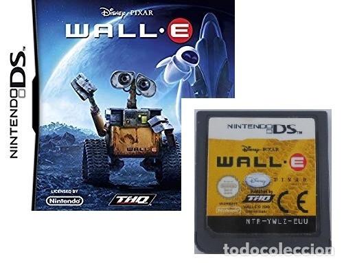 LOTE OFERTA JUEGO NINTENDO DS - WALLE - SIN CAJA SOLO EL JUEGO (Juguetes - Videojuegos y Consolas - Nintendo - DS)