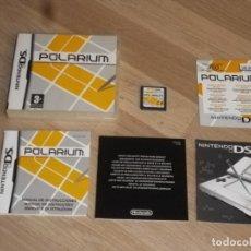 Videojuegos y Consolas: NINTENDO DS JUEGO POLARIUM. Lote 181124945