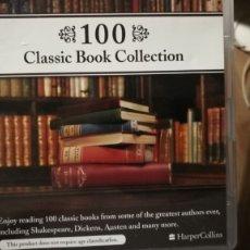 Videojuegos y Consolas: NINTENDO DS 100 CLASSIC BOOK COLLECTION. Lote 182808326