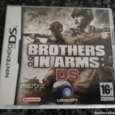 Videojuegos y Consolas: BROTHERS IN ARMS DS. Lote 183461776