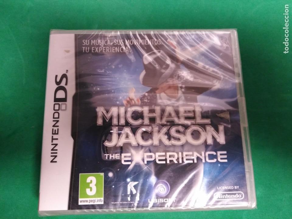 JUEGO NINTENDO DS MICHAEL JACKSON (Juguetes - Videojuegos y Consolas - Nintendo - DS)
