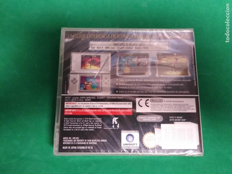 Videojuegos y Consolas: Juego Nintendo Ds Michael Jackson - Foto 2 - 183535805