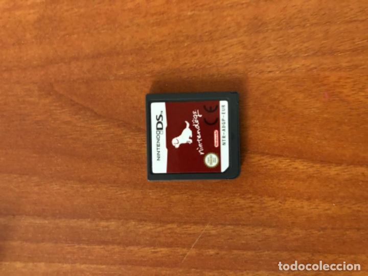 JUEGOS NINTENDO DS NINTENDOGS (Juguetes - Videojuegos y Consolas - Nintendo - DS)