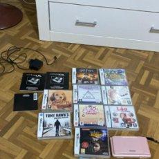 Videojuegos y Consolas: LOTE NINTENDO DS MÁS 9 JUEGOS. Lote 172368364