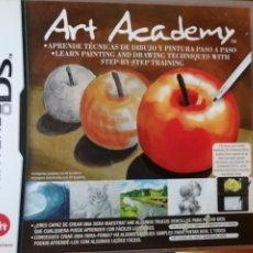 Videojuegos y Consolas: JUEGO ART ACADEMY PARA NINTENDO DS. Lote 190729131