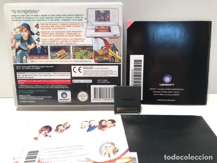 Videojuegos y Consolas: Tim Power El Arreglatodo Nintendo DS - Foto 2 - 191151458
