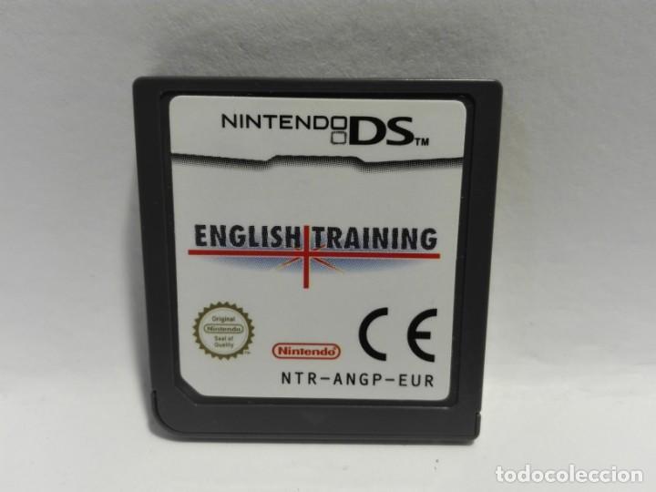 ENGLISH TRAINING NINTENDO DS (Juguetes - Videojuegos y Consolas - Nintendo - DS)