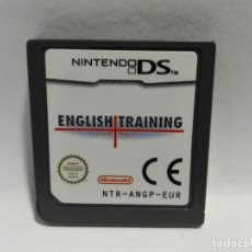 Videojuegos y Consolas: ENGLISH TRAINING NINTENDO DS. Lote 191153533