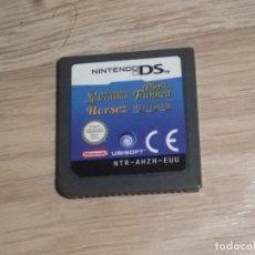 Videojuegos y Consolas: NINTEDO NDS DS JUEGO HORSEZ. Lote 191712998