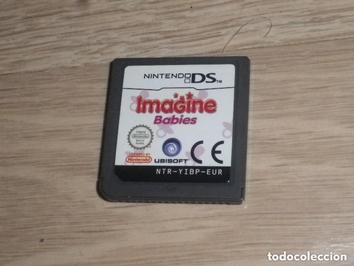 NINTENDO DS NDS JUEGO IMAGINE BABIES (Juguetes - Videojuegos y Consolas - Nintendo - DS)