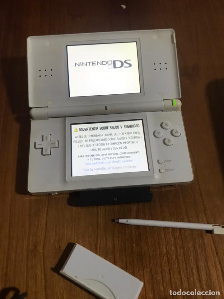 Videojuegos y Consolas: Consola Nintendo DS Lite + 1 juego + funda + cargador - Foto 2 - 213112882