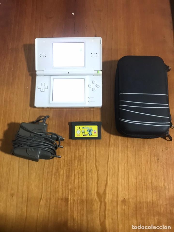 CONSOLA NINTENDO DS LITE + 1 JUEGO + FUNDA + CARGADOR (Juguetes - Videojuegos y Consolas - Nintendo - DS)